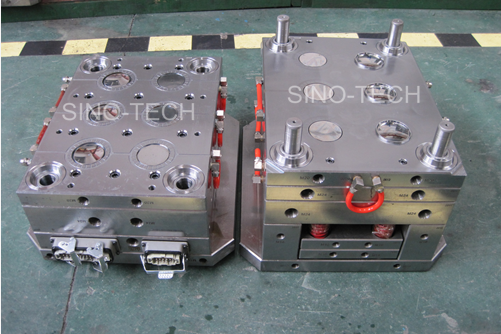Thin-walled bowl cover mould