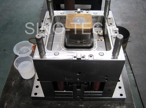 thin-walled mould