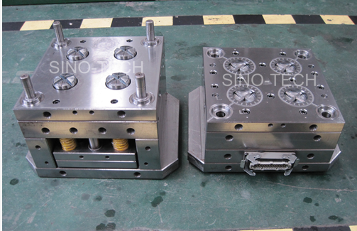 Sub-management box mould